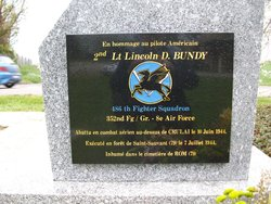 2Lt Lincoln Delmar Bundy