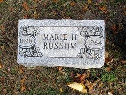 Marie Hazel <I>Krohne</I> Russom