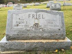 Theda Iola <I>Miller</I> Friel