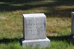 Sylva M <I>Marr</I> Cousins