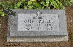 Ruth <I>Stangel</I> Ruelle