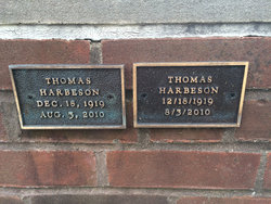 Thomas Harbeson