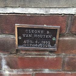Cleone B VanHouten