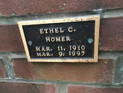 Ethel C Homer
