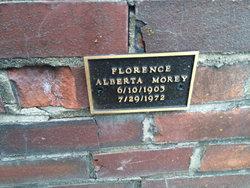 Florence Alberta Morey
