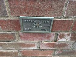 Rev George Allen Stams