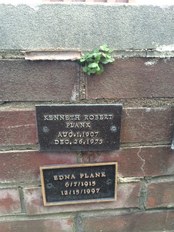 Kenneth Robert Plank