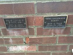 Vera <I>Anderson</I> Birch
