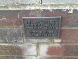 Rev Timothy David Delano Allen