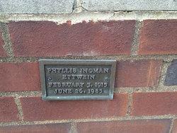 Phyllis <I>Ingman</I> Ettwein
