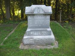 "Margaret Hermine ""Minnie"" <I>Rankin</I> Lutterman"