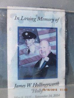 "James W ""Holly"" Hollingsworth"