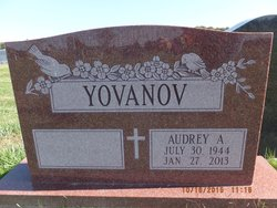 Audrey A Yovanov