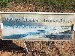 "Robert Arthur ""Bobby"" Booth"