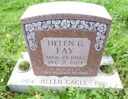 Helen Cagle