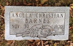 Angela Christian Barnes