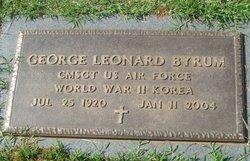 George Leonard Byrum