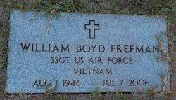 William Boyd Freeman