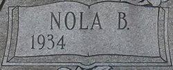 Nola Bea <I>Henson</I> Dennison
