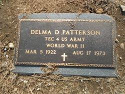 Delma D. Patterson