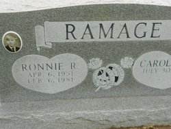 Ronnie Roland Ramage