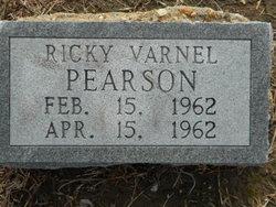 Rickey Varnel Pearson