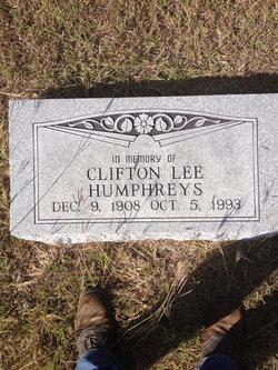 Clifton Lee Humphreys