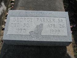 """George """"Sam"""" Parker, Sr"""