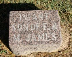 Infant Son James