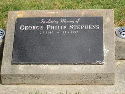 George Philip Stephens