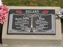 """Gwendolyne Joan """"Joan"""" Delany"""