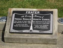 Tressa Rosalie Frater
