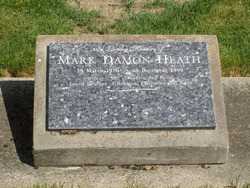 Mark Damon Heath