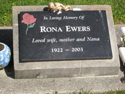 Rona Ewers