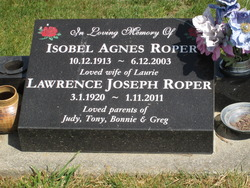 Lawrence Joseph Roper