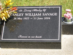 Stanley William Savage
