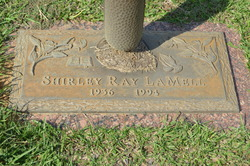 Shirley Ray LaMell