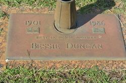 Bessie Duncan