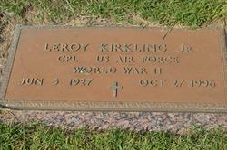 Leroy Kirkling