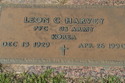 Leon C Harvey