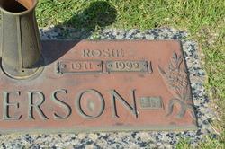 Rosie Anderson