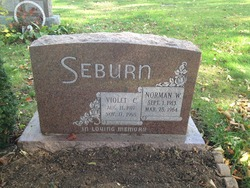 Norman W Seburn