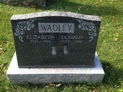 Elizabeth Wadley