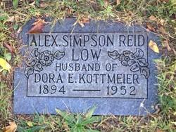 Alexander Simpson Reid Low