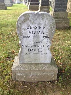 Marguerite Victoria <I>Vivian</I> Davies