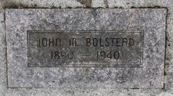 John M. Bolstead