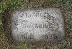 Josephine Burkbile