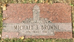 "Michael J. ""Mikie"" Browne"