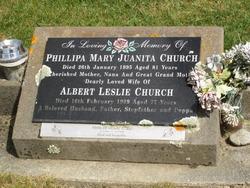 Phillipa Mary Juanita Church
