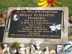 Megan Elizabeth Hebberd